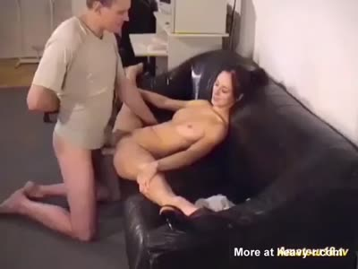Contorsionist hair pussy ass