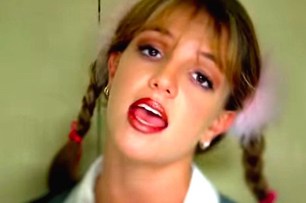Baby one more time with lyrics