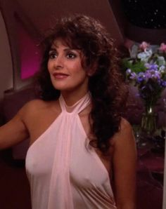 Counselor troi nude