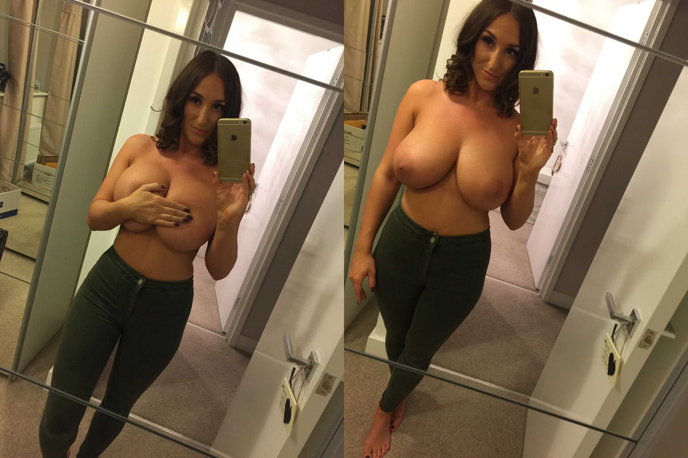 Tits uncovered