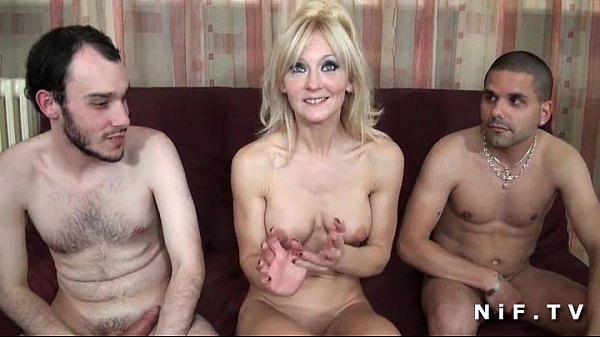 cum without touching